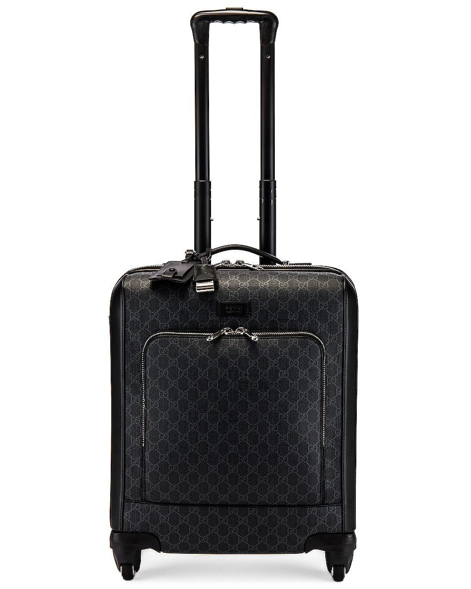 Image 6 of Gucci Carry On Luggage in Black