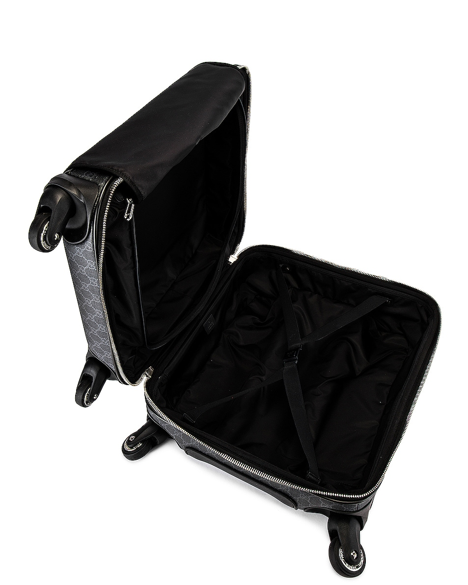 Image 7 of Gucci Carry On Luggage in Black