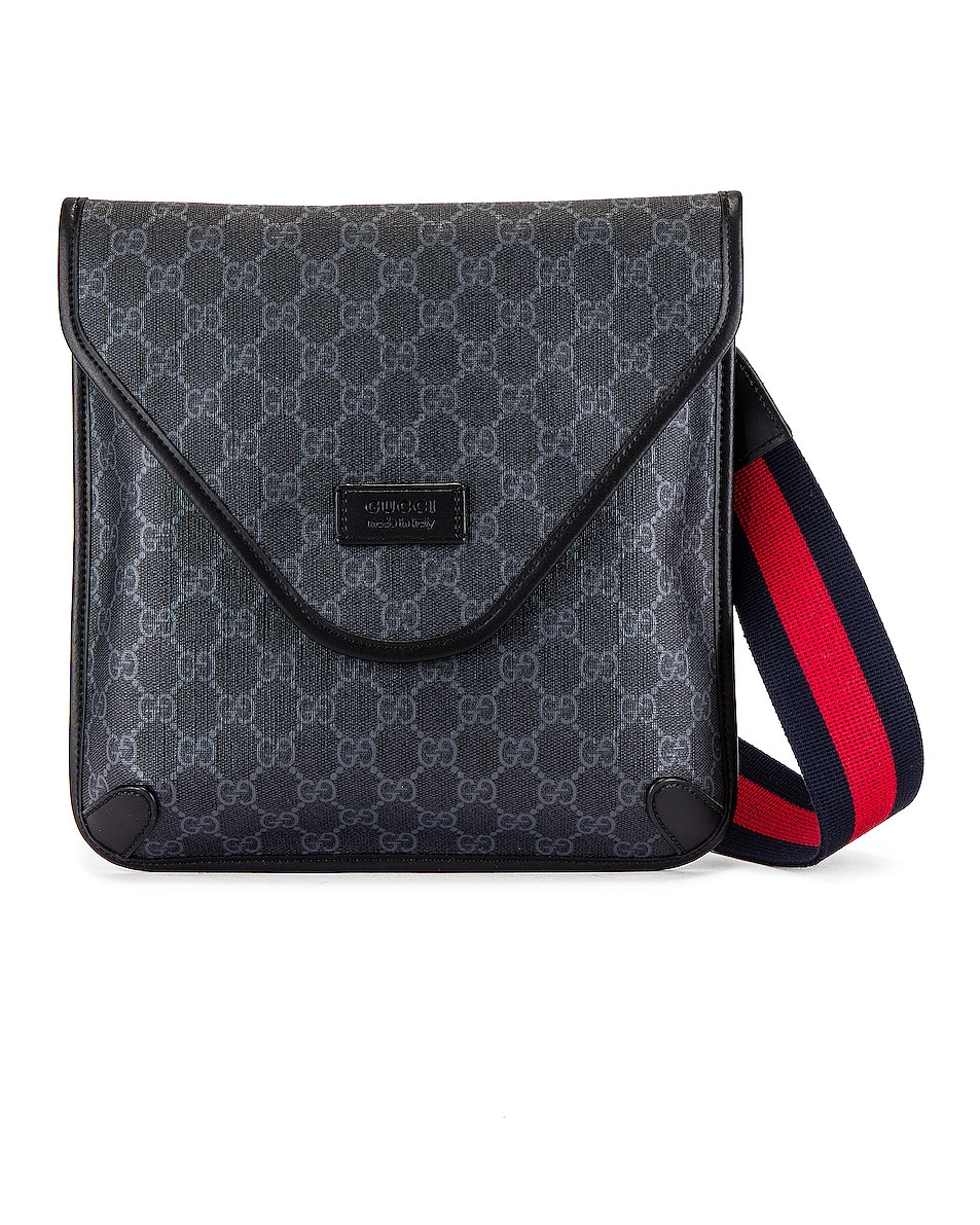 Image 1 of Gucci Messenger Bag in Black