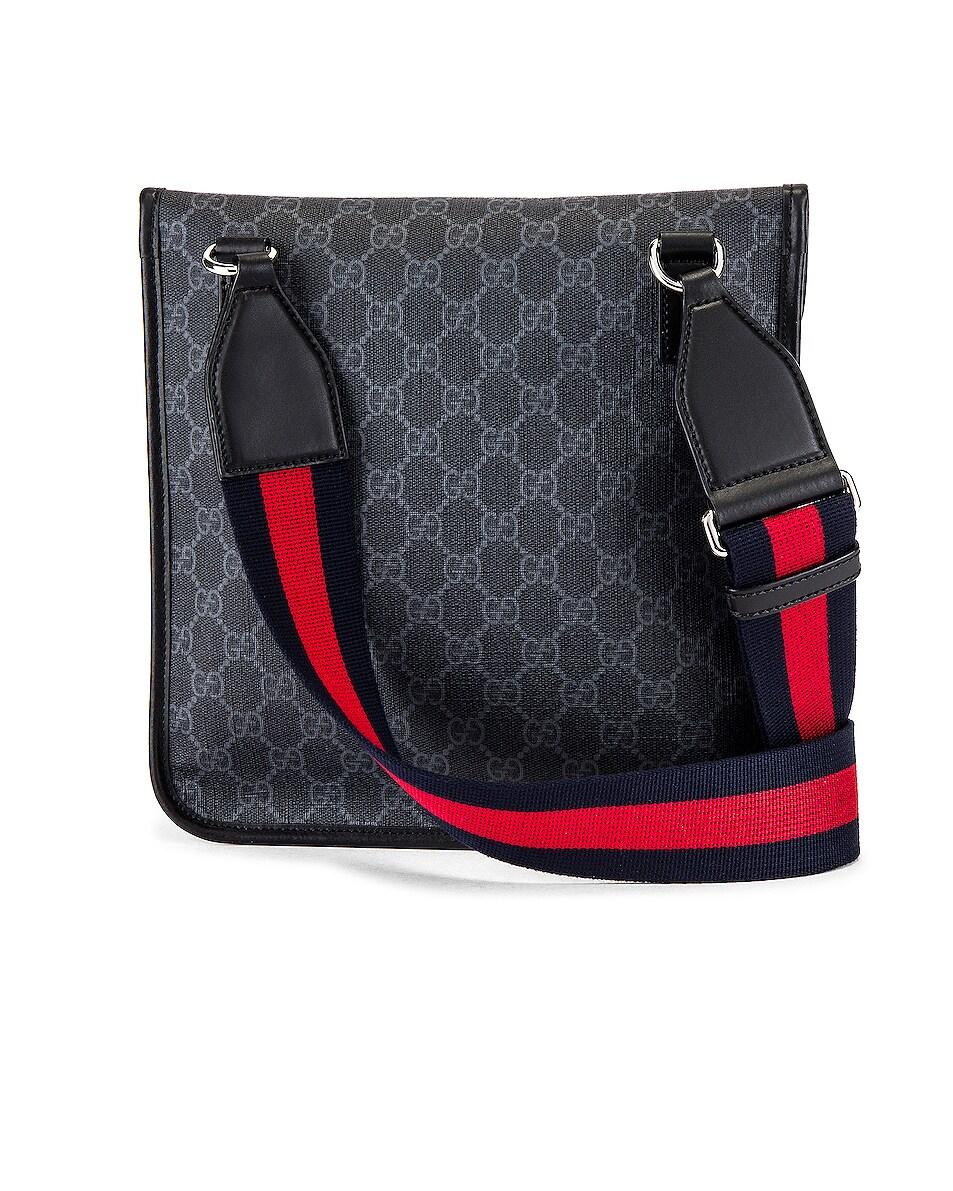 Image 2 of Gucci Messenger Bag in Black