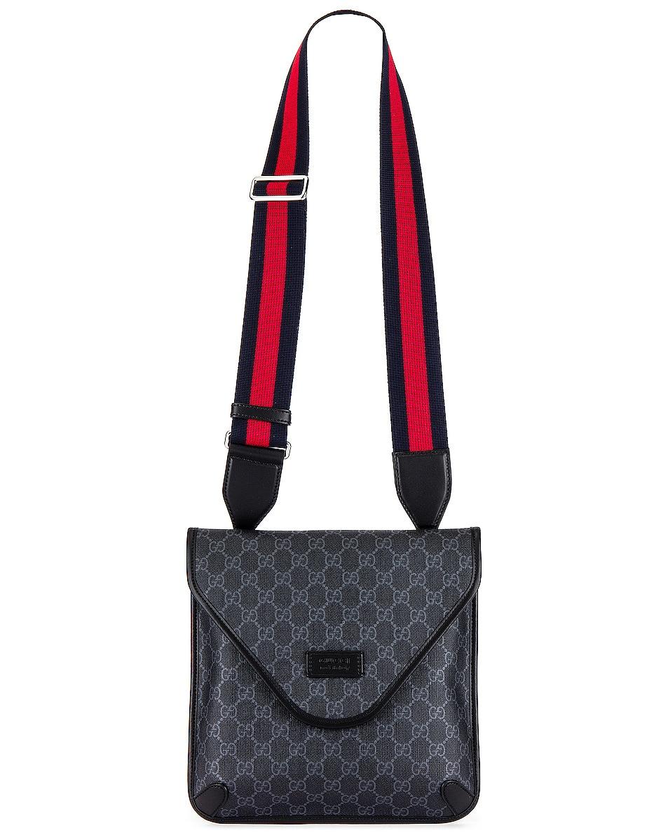 Image 5 of Gucci Messenger Bag in Black