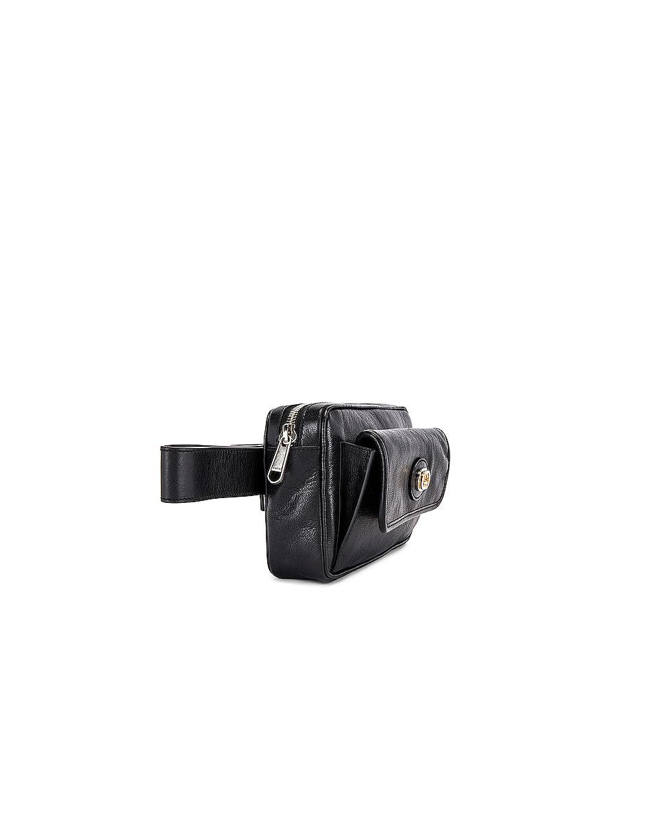 Image 3 of Gucci Belt Bag in Black