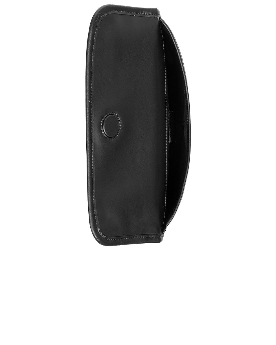 Image 4 of Gucci GG Supreme Belt Bag In Black in Black