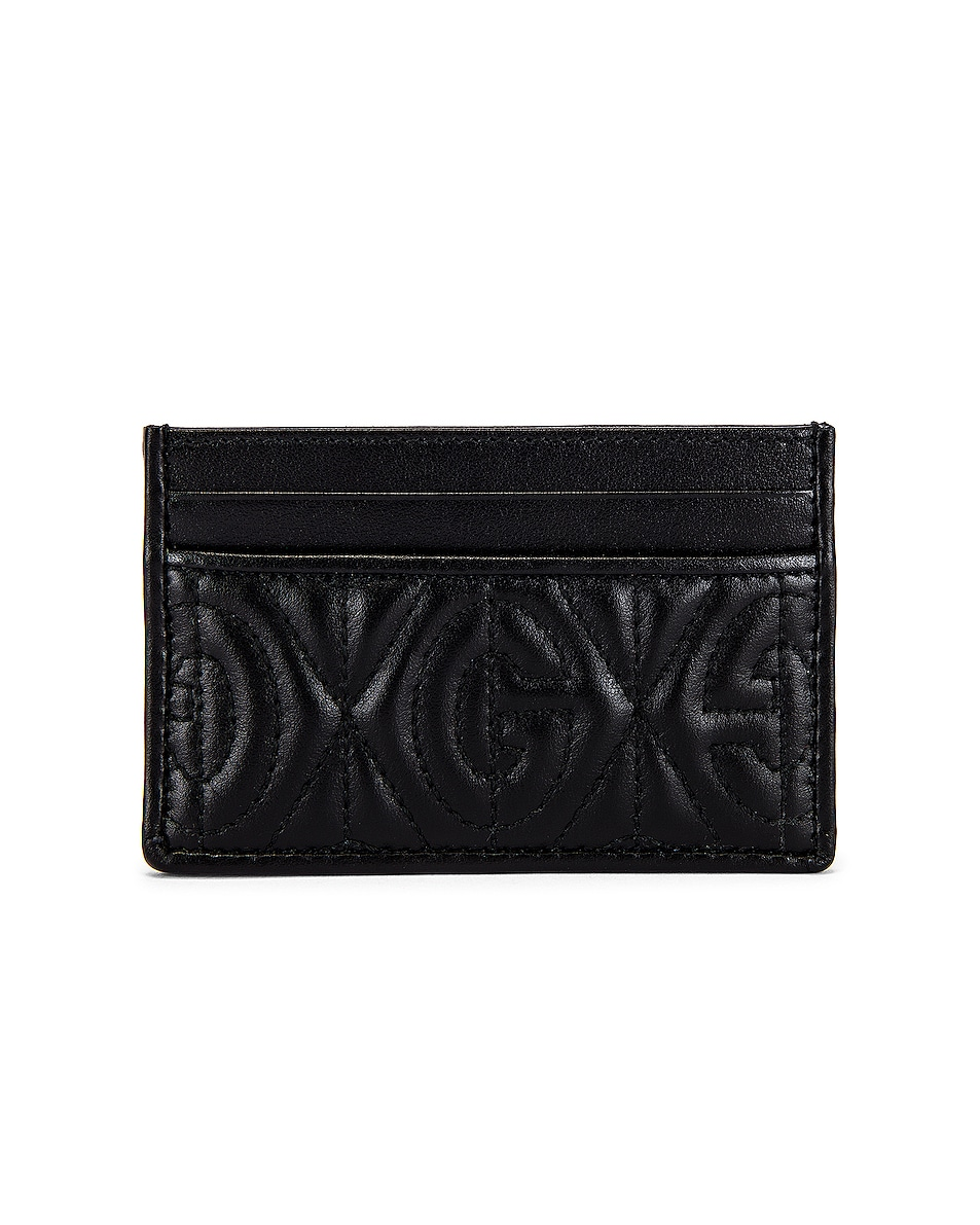Image 1 of Gucci Wallet in Black