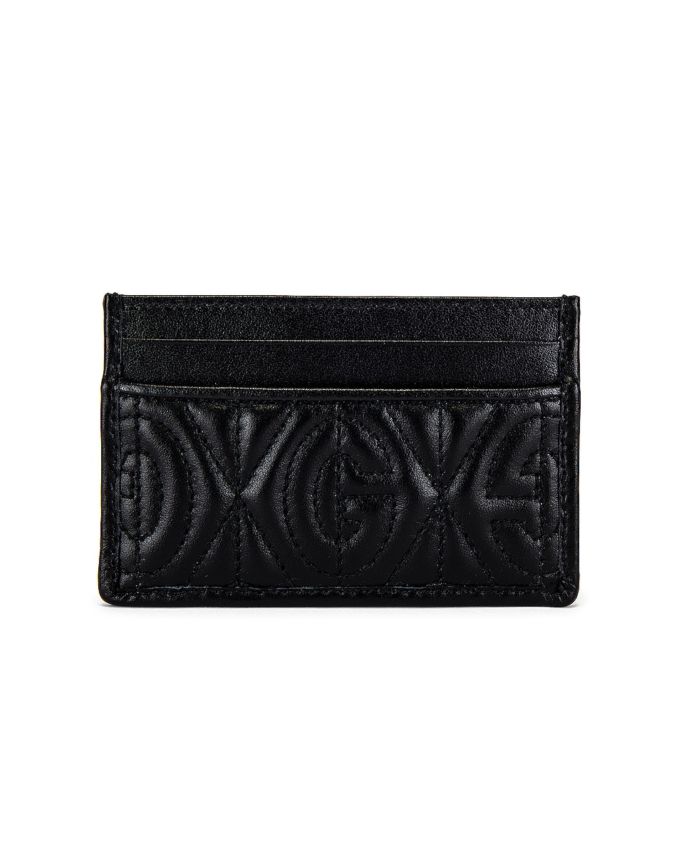 Image 2 of Gucci Wallet in Black