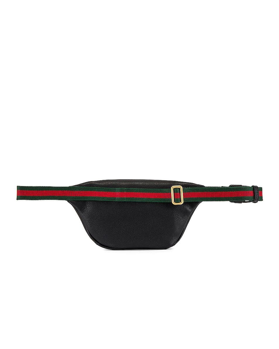 Image 2 of Gucci Belt Bag in Black