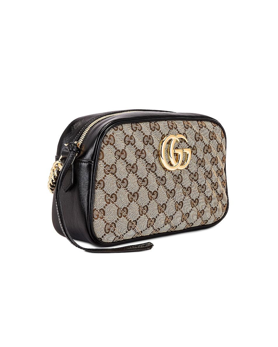 Image 4 of Gucci Shoulder Bag in Beige Ebony & Nero