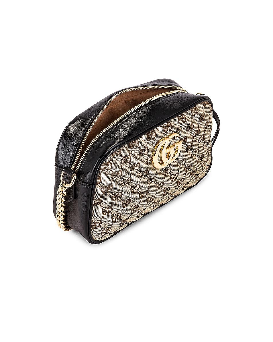 Image 5 of Gucci Shoulder Bag in Beige Ebony & Nero
