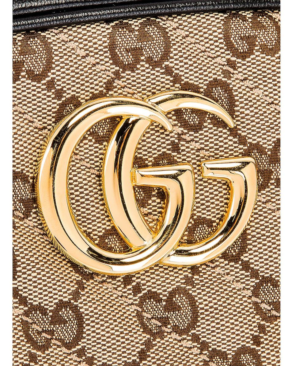 Image 8 of Gucci Shoulder Bag in Beige Ebony & Nero
