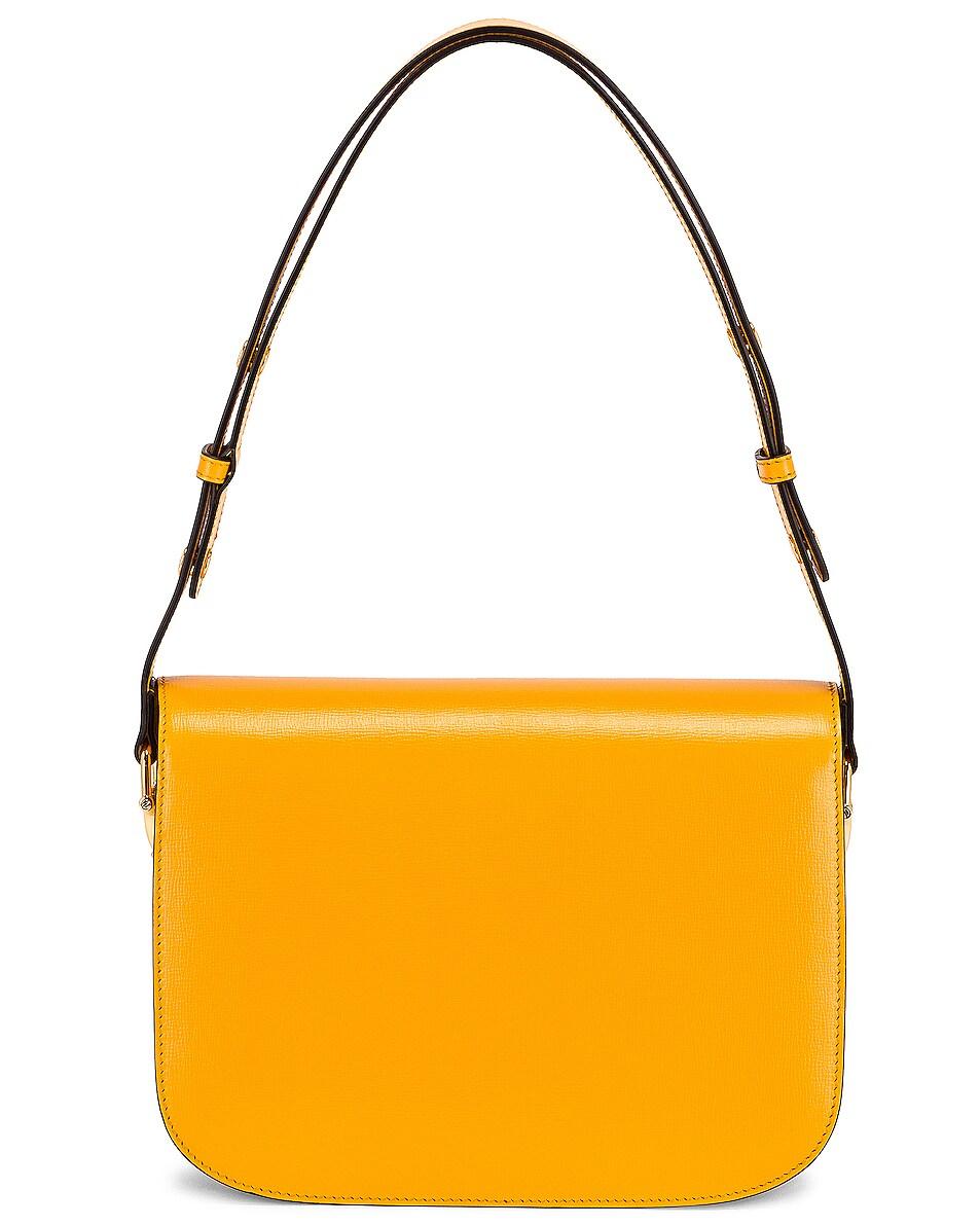 Image 3 of Gucci 1955 Horsebit Shoulder Bag in Crop