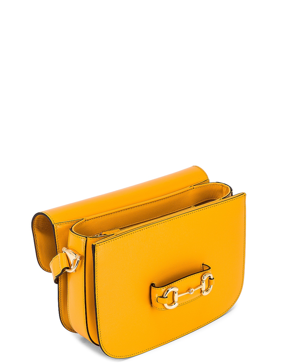 Image 5 of Gucci 1955 Horsebit Shoulder Bag in Crop