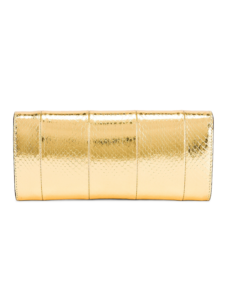 Image 3 of Gucci Broadway Evening Clutch in Gold