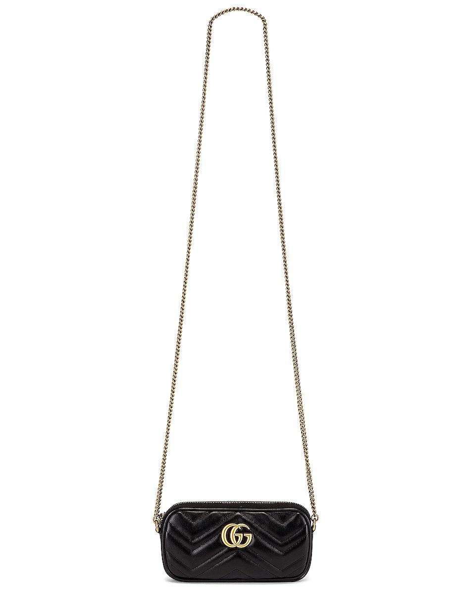 Image 6 of Gucci Chain Camera Bag in Black