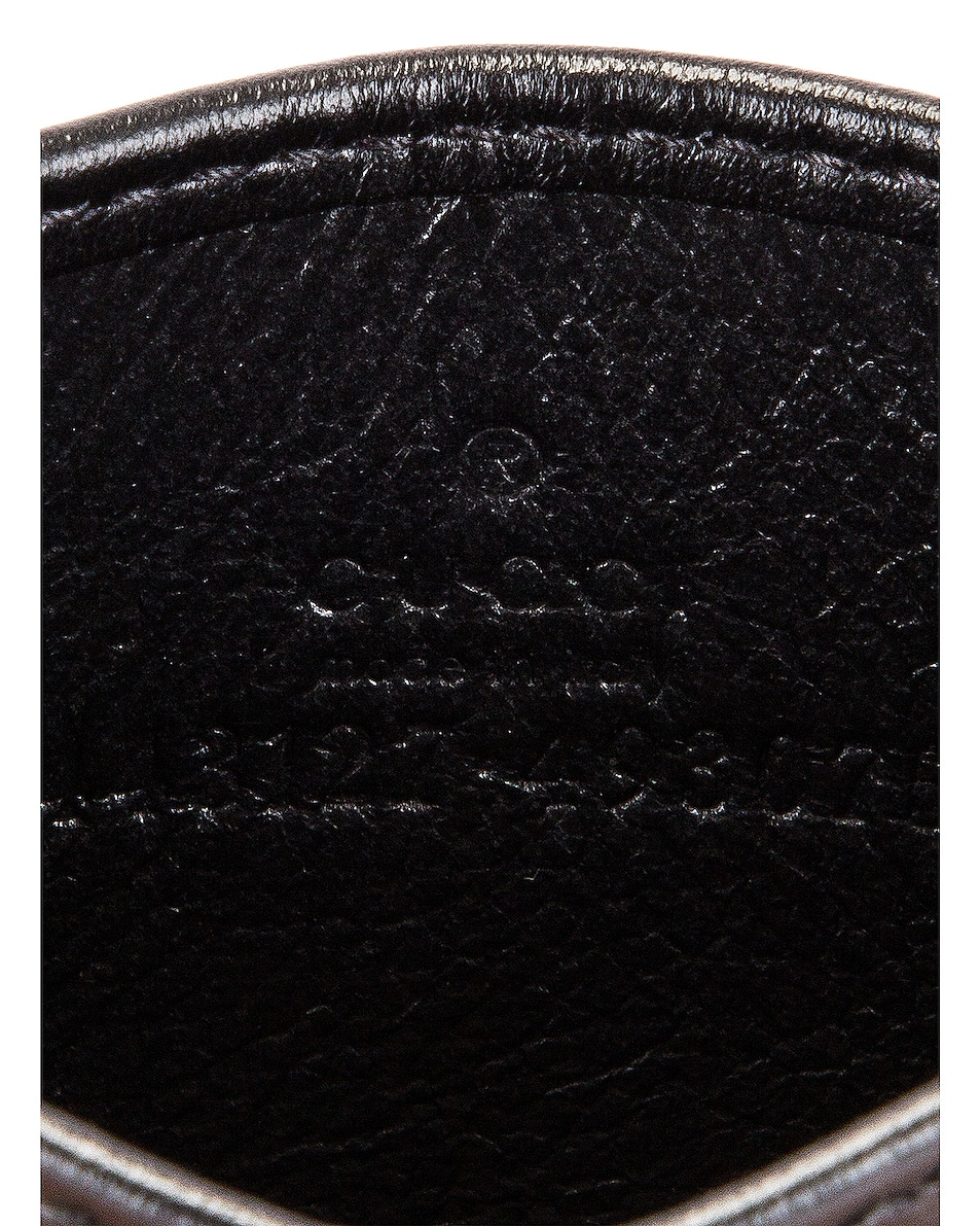 Image 5 of Gucci GG Marmont 2.0 Card Case in Black