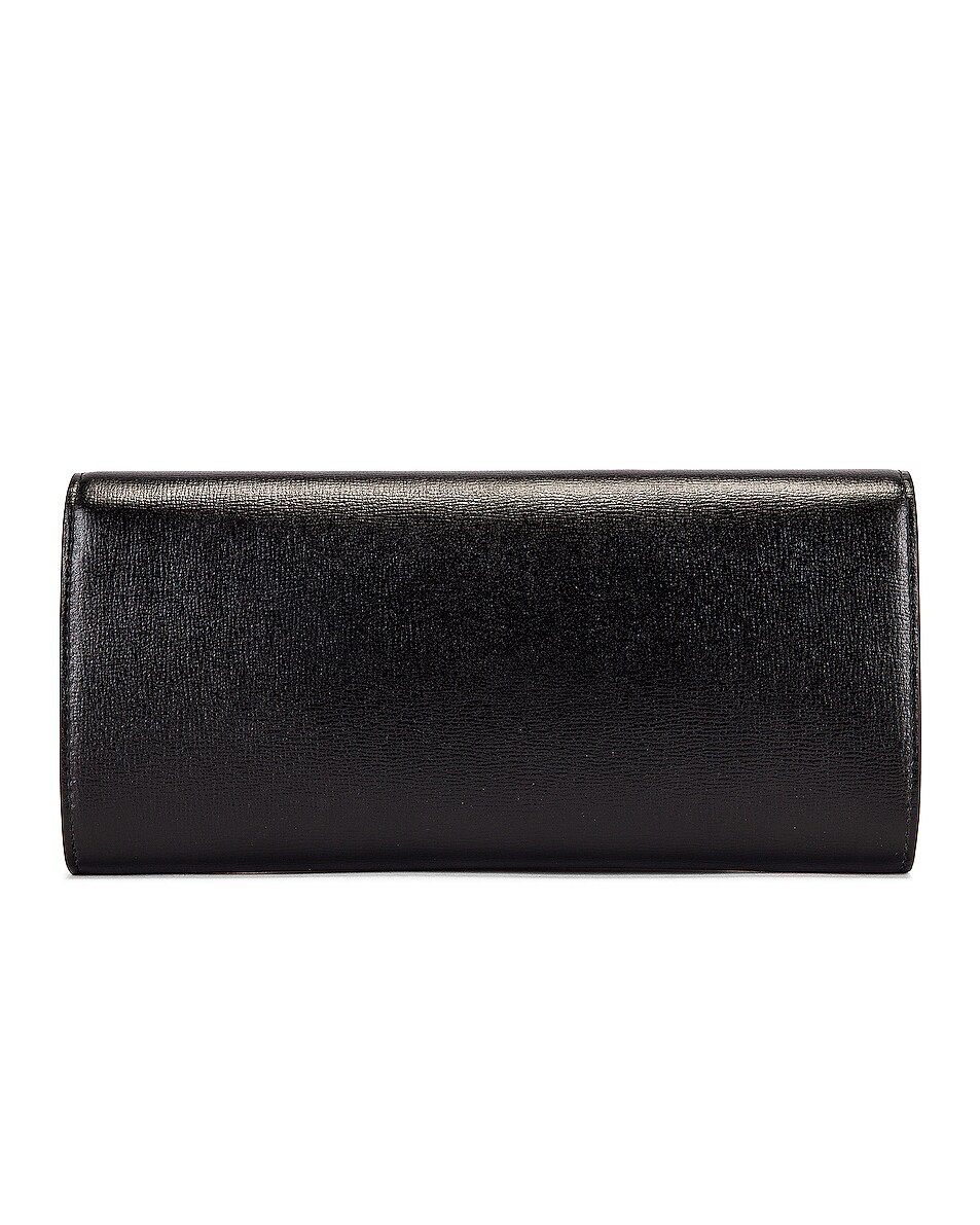 Image 3 of Gucci Broadway Evening Clutch in Black