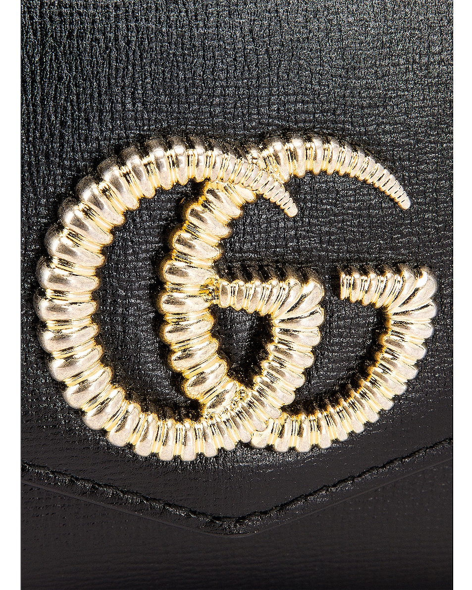 Image 7 of Gucci Broadway Evening Clutch in Black