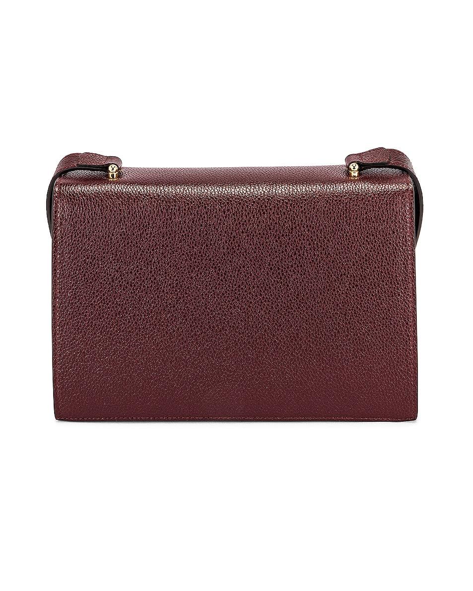 Image 3 of Gucci Zumi Box Shoulder Bag in Vintage Bordeaux
