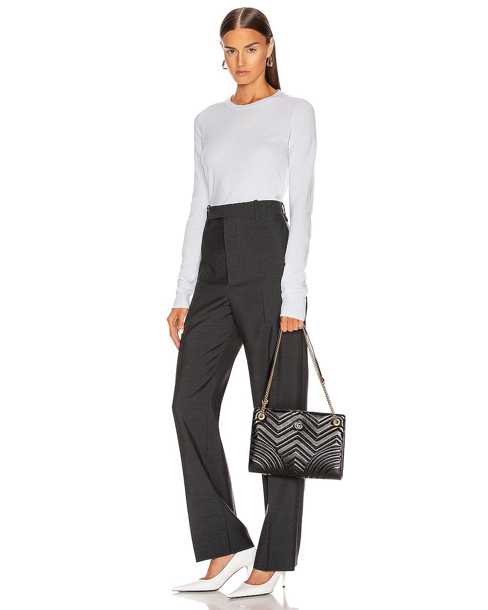 Image 2 of Gucci GG Marmont 2.0 Shoulder Bag in Black