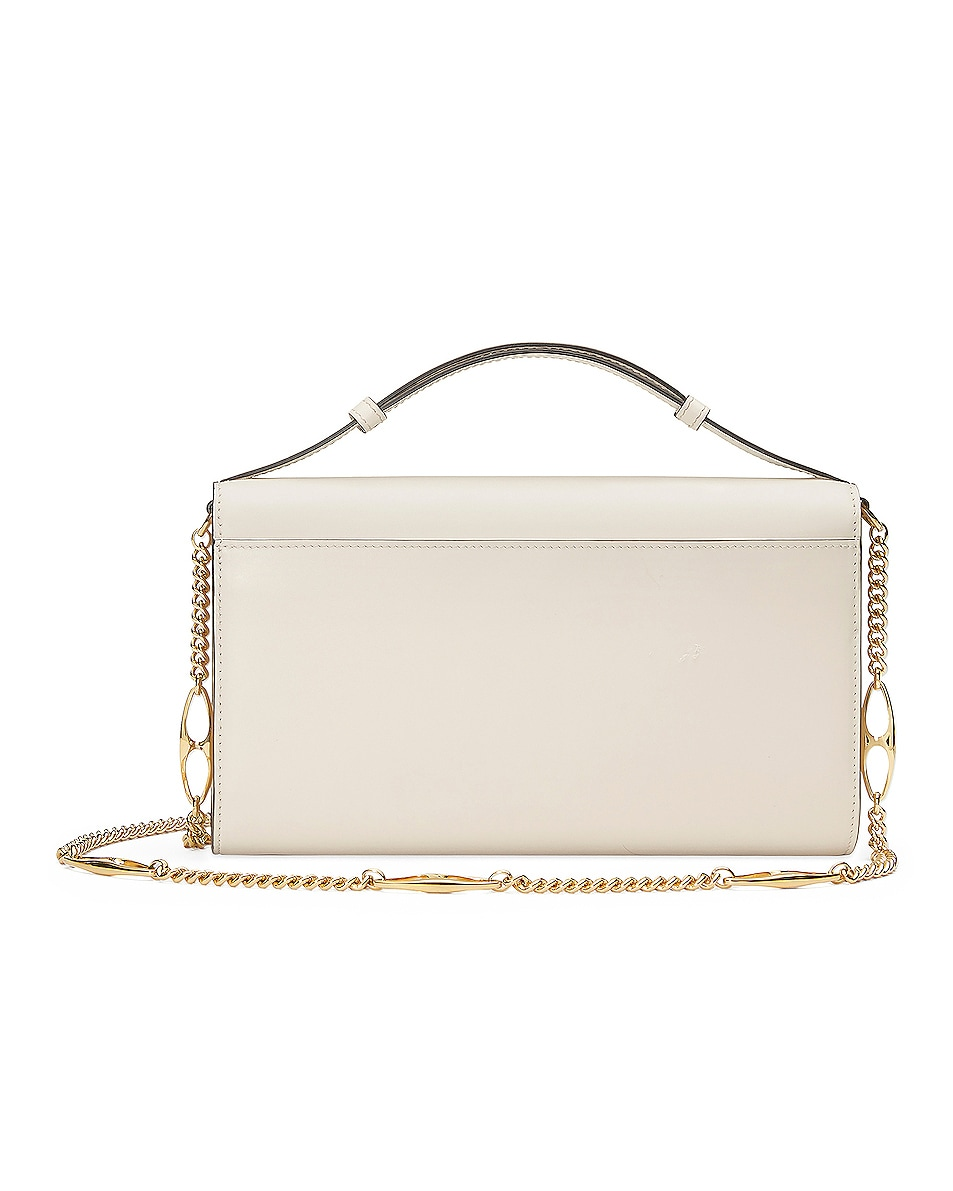 Image 3 of Gucci Zumi Shoulder Bag in Mystic White
