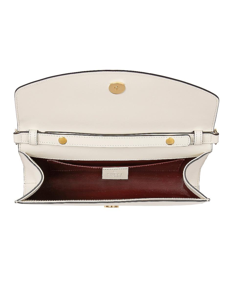 Image 5 of Gucci Zumi Shoulder Bag in Mystic White