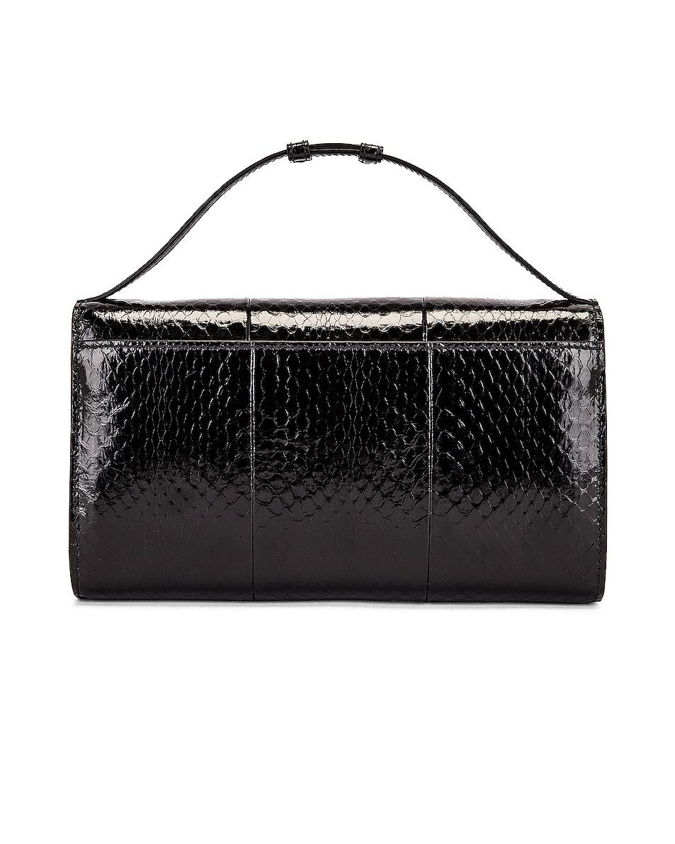 Image 3 of Gucci Zumi Shoulder Bag in Black