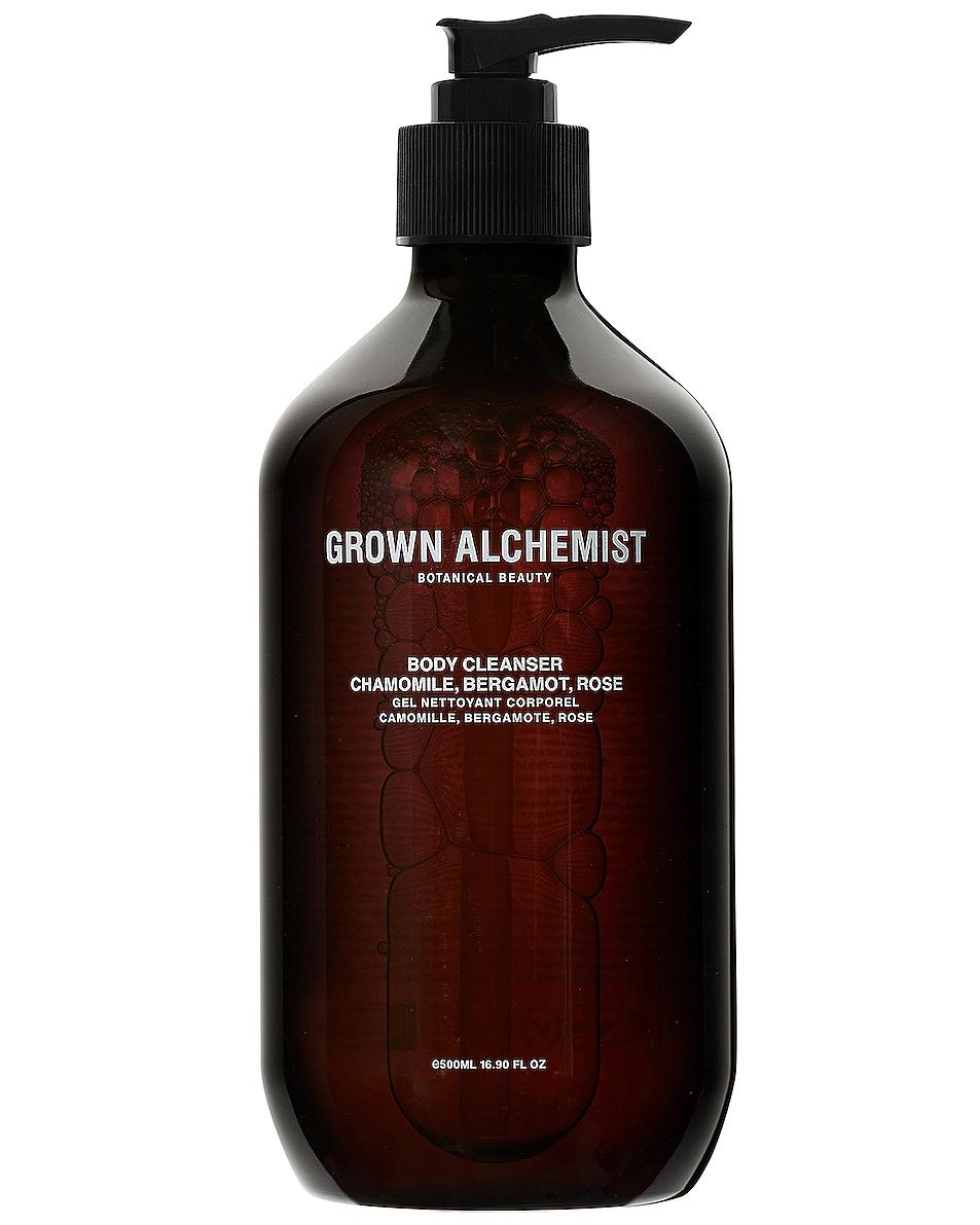 Image 1 of Grown Alchemist Body Cleanser in Chamomile, Bergamot & Rose
