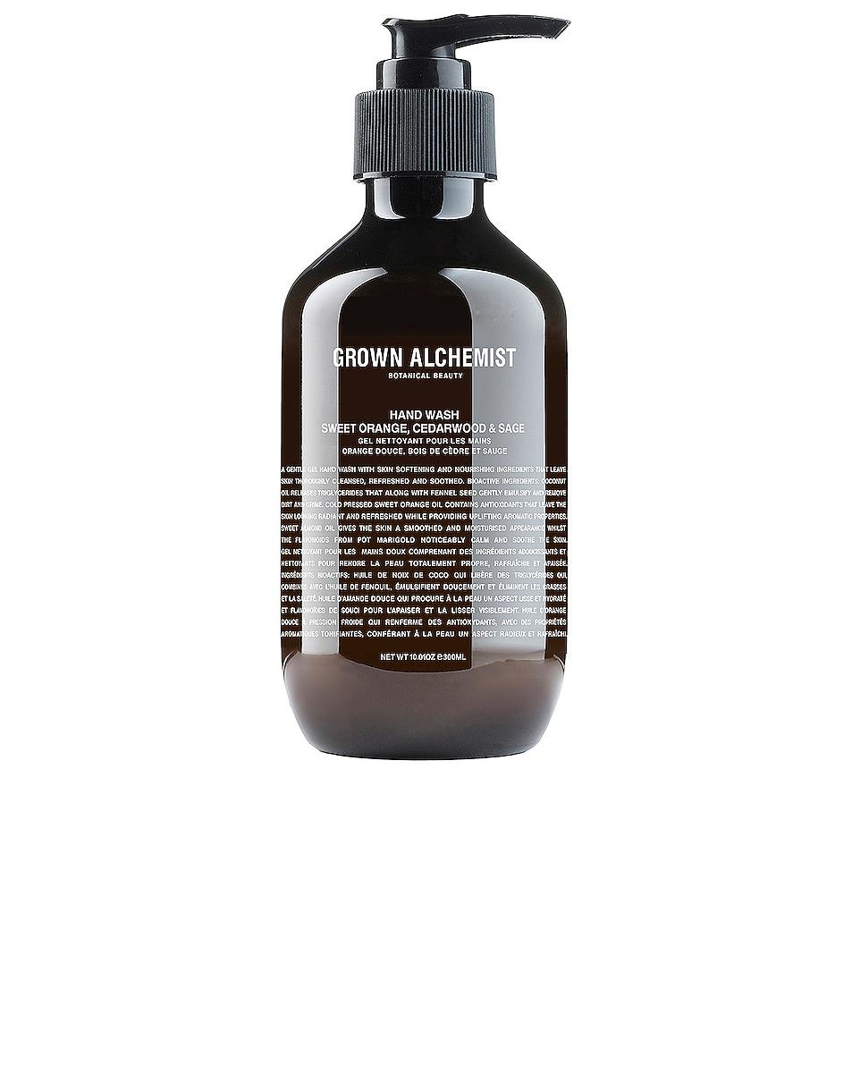 Image 1 of Grown Alchemist Hand Wash in Sweet Orange, Cedarwood & Sage