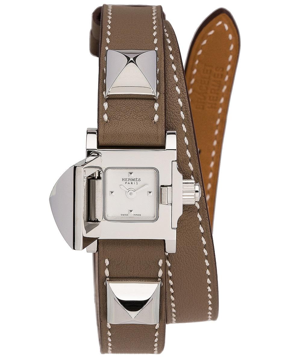 Image 1 of Hermes Medor Mini in Brown
