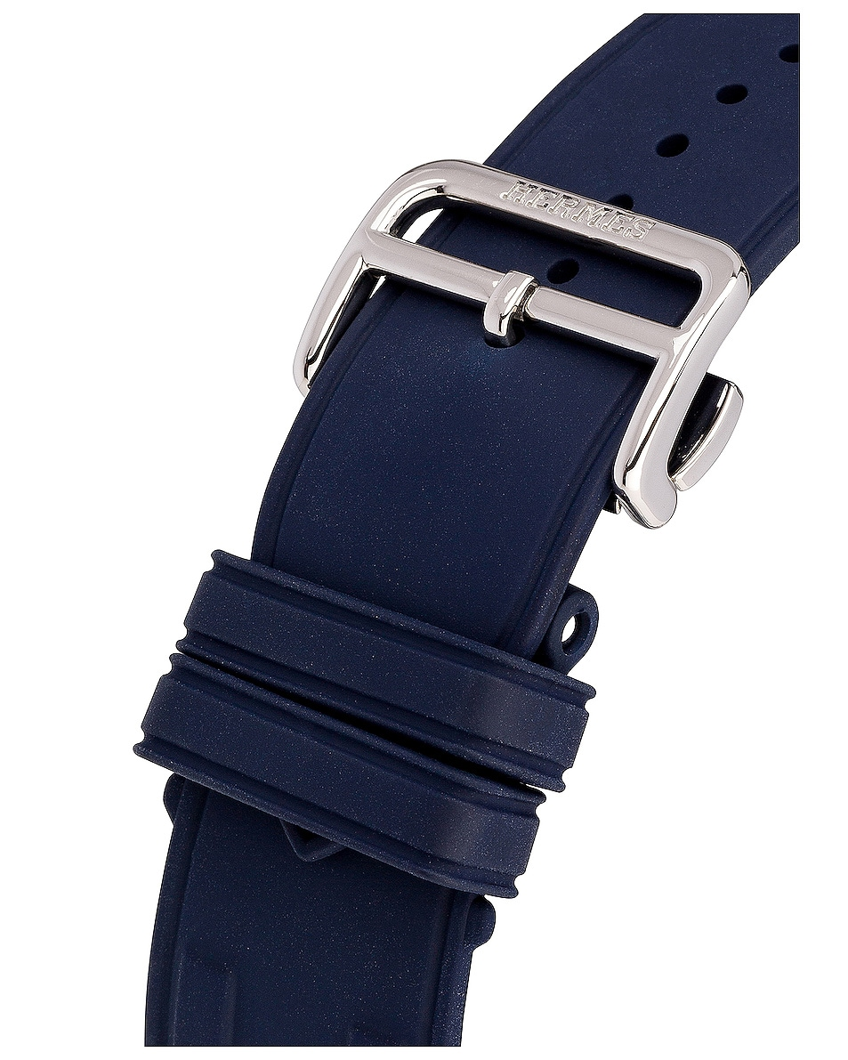 Image 3 of Hermes Clipper maxi in Blue