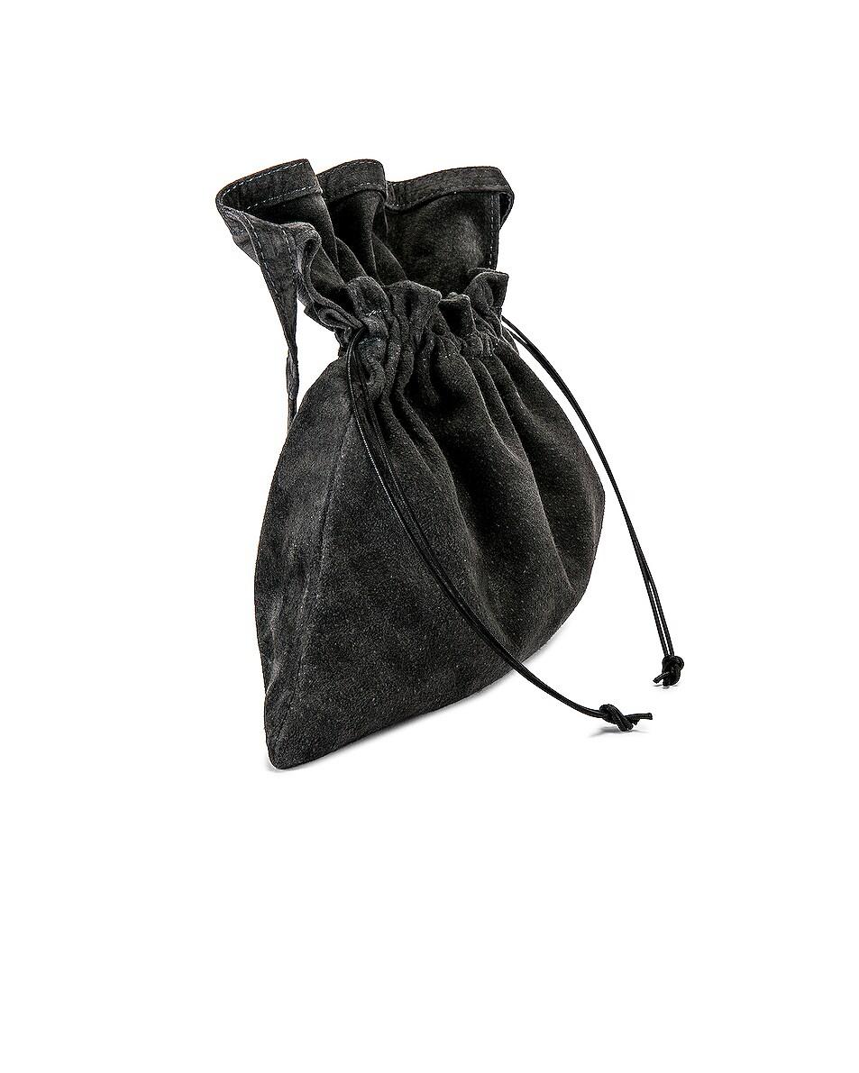 Image 3 of Hender Scheme Small Red Cross Bag in Dark Grey