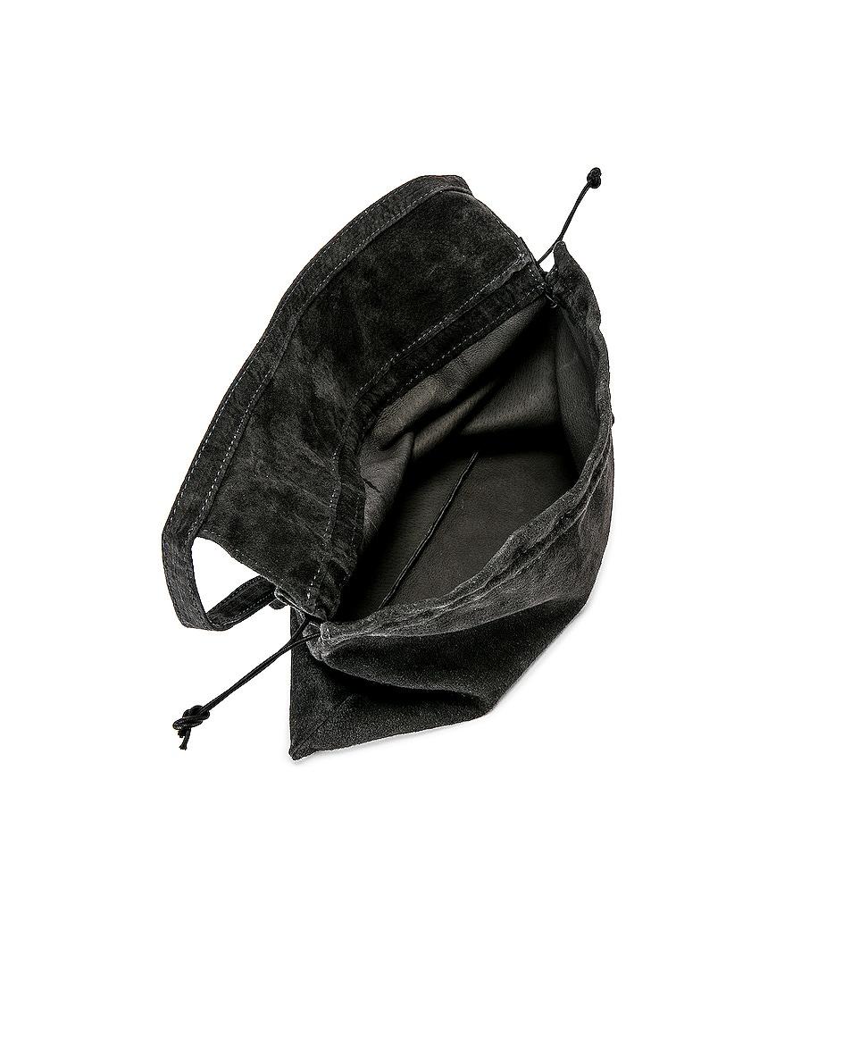 Image 4 of Hender Scheme Small Red Cross Bag in Dark Grey