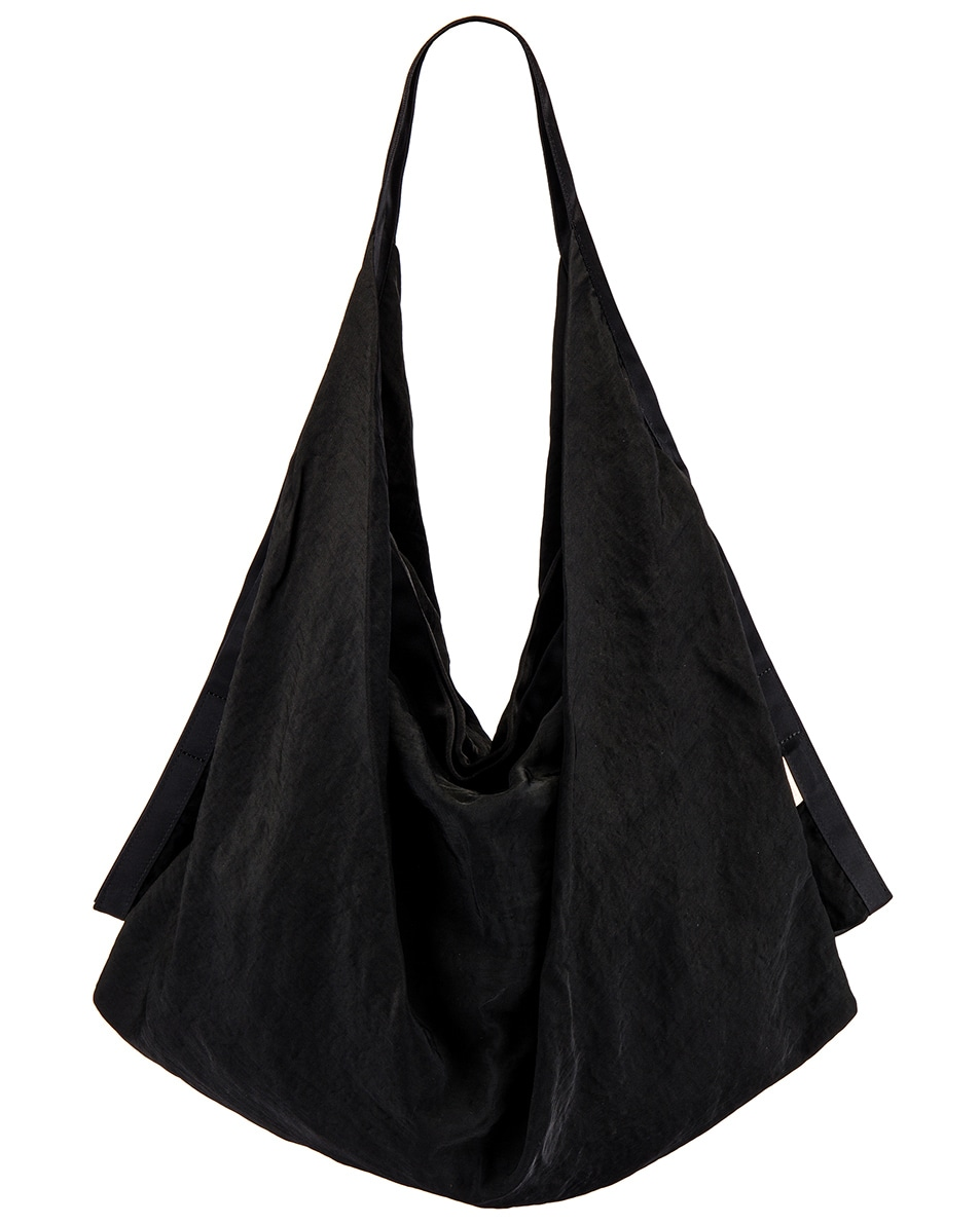 Image 1 of Hender Scheme Big Origami Bag in Black