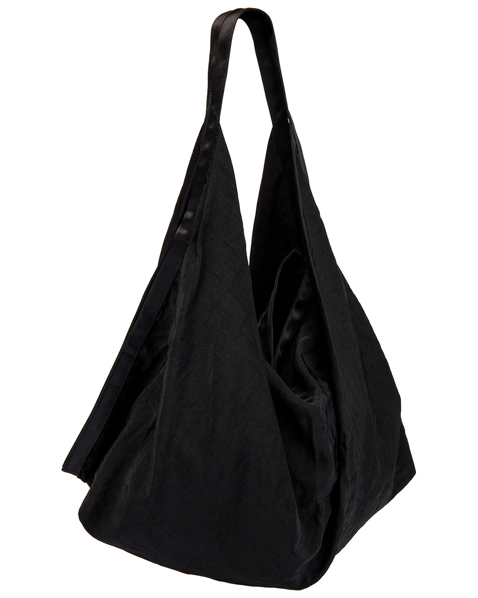 Image 3 of Hender Scheme Big Origami Bag in Black