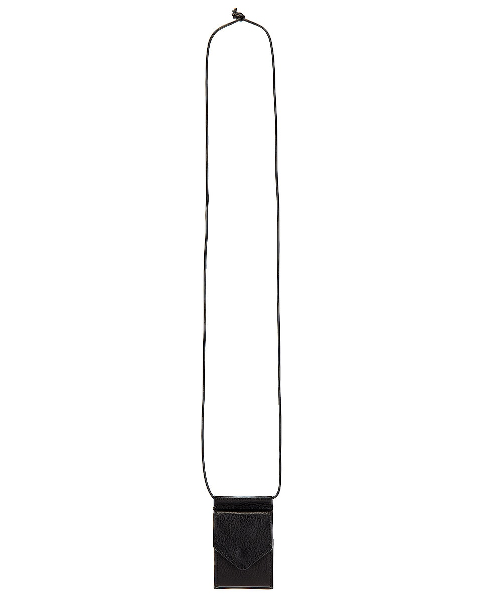 Image 1 of Hender Scheme Hang Wallet in Black