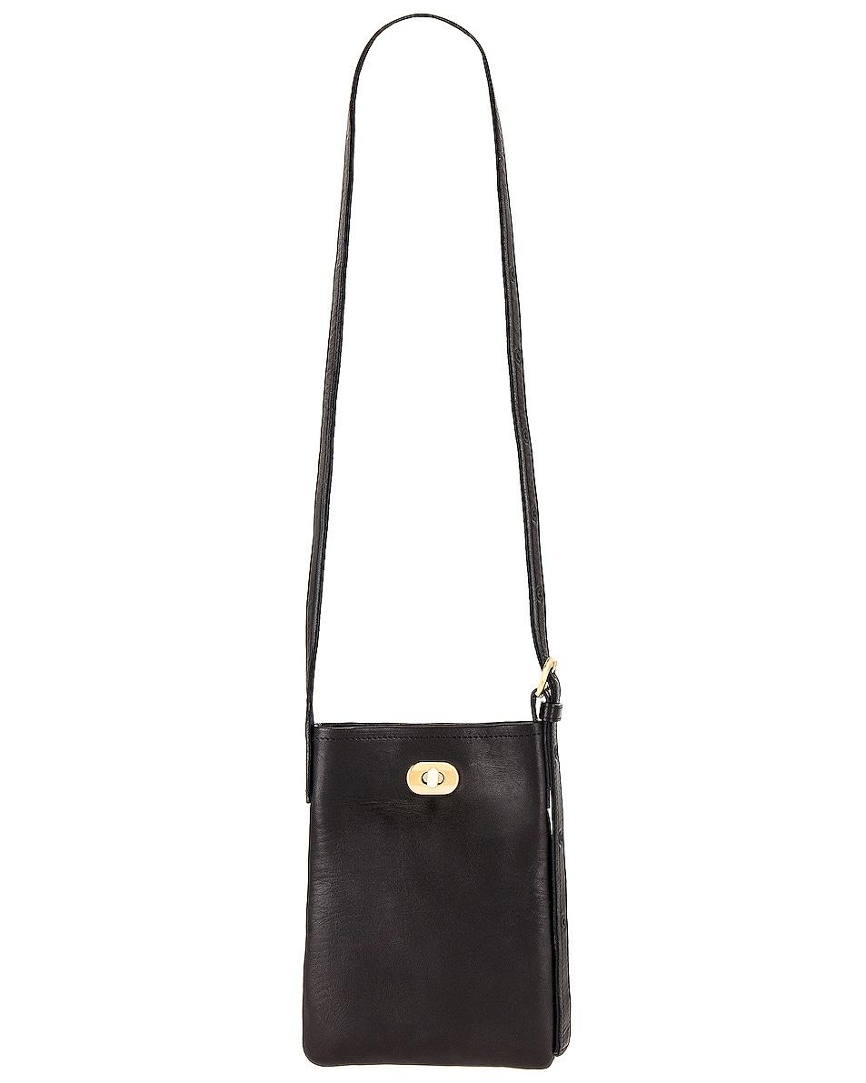 Image 1 of Hender Scheme Twist Buckle Bag XS in Black
