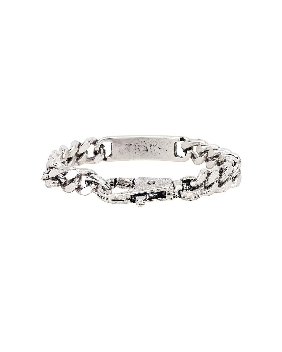 Image 2 of Heron Preston Chain Bracelet in Silver