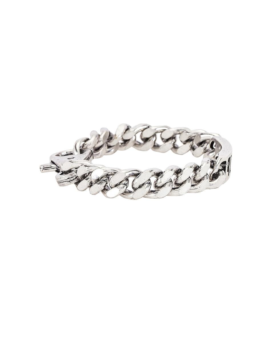 Image 3 of Heron Preston Chain Bracelet in Silver