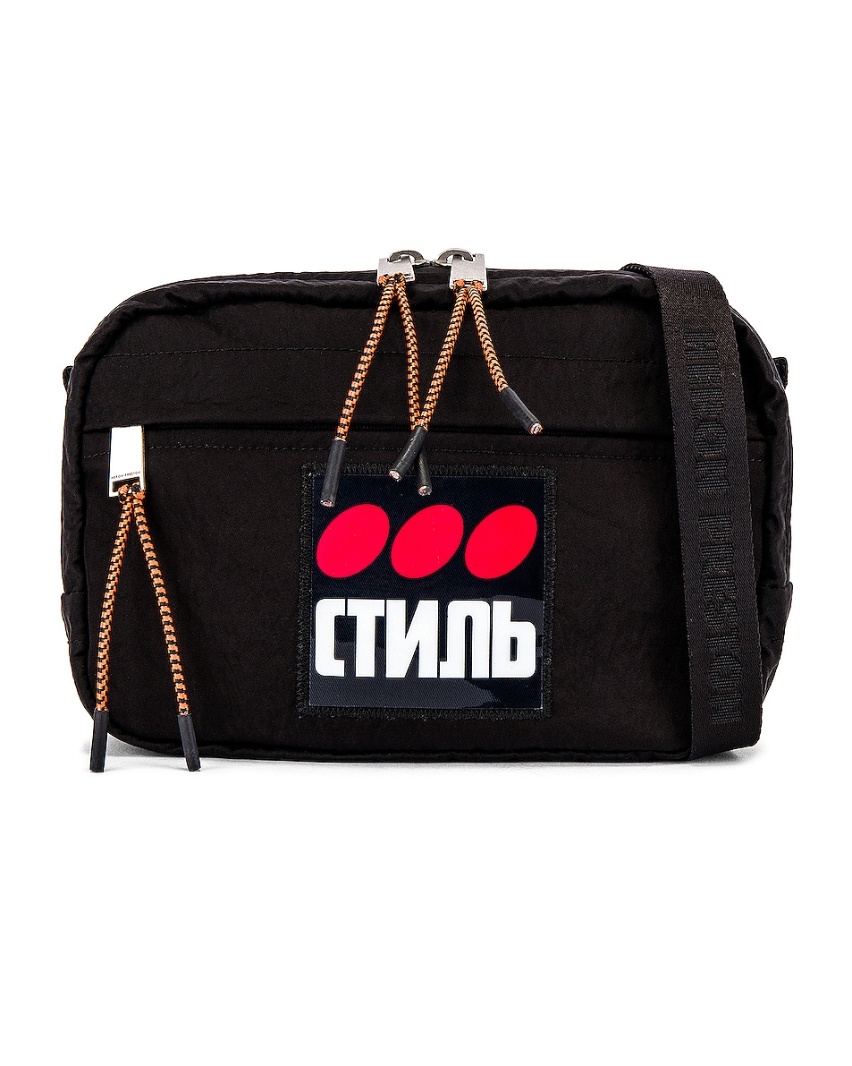 Heron Preston Bags Dots CTNB Camera Bag