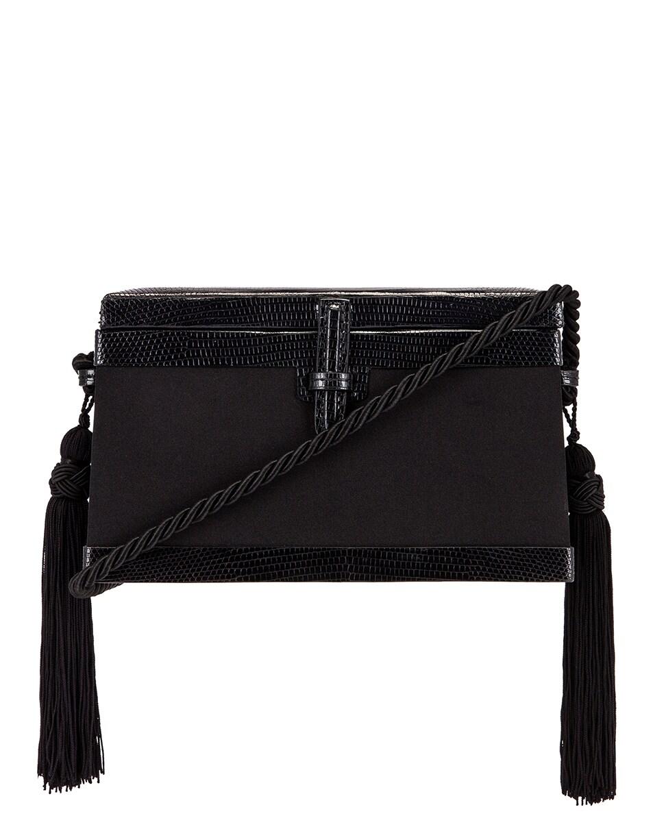 Image 1 of Hunting Season Square Trunk Bag in Black