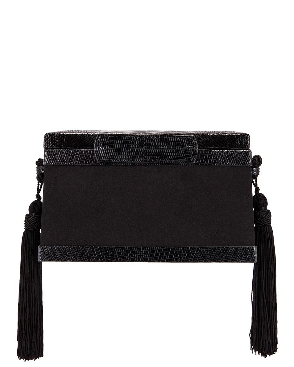 Image 3 of Hunting Season Square Trunk Bag in Black