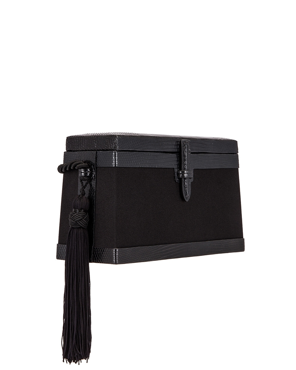 Image 4 of Hunting Season Square Trunk Bag in Black