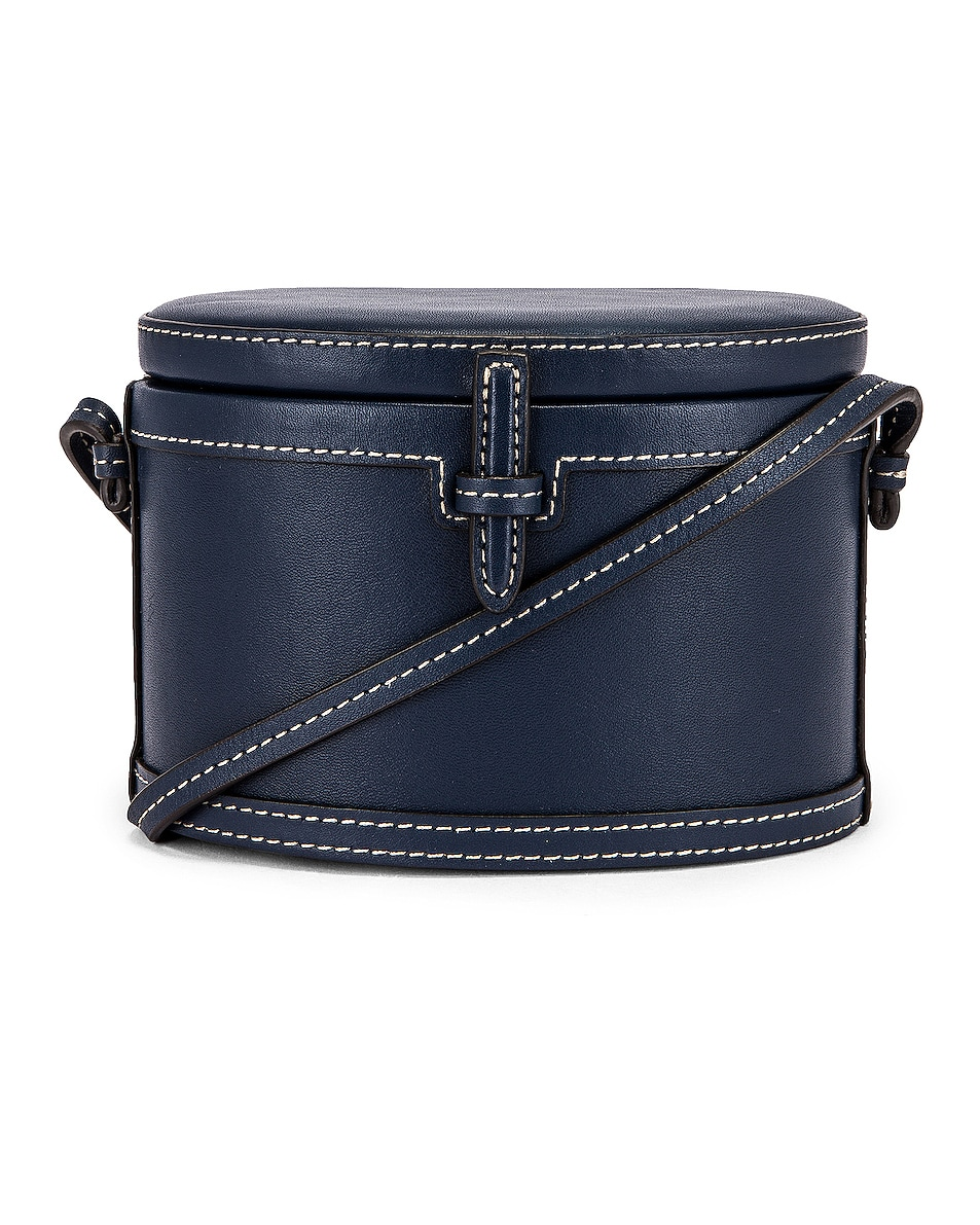 Image 1 of Hunting Season Mini Trunk Bag in Navy