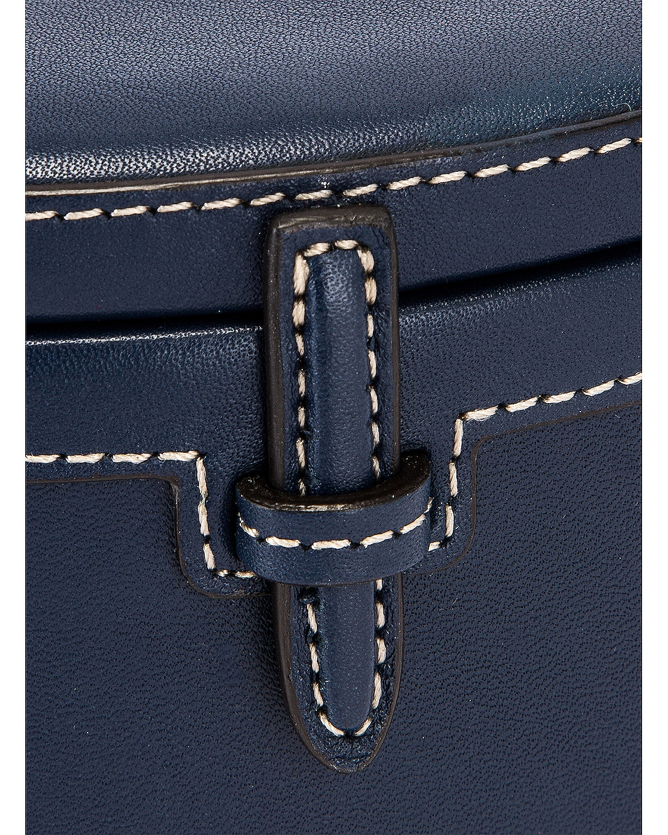 Image 8 of Hunting Season Mini Trunk Bag in Navy