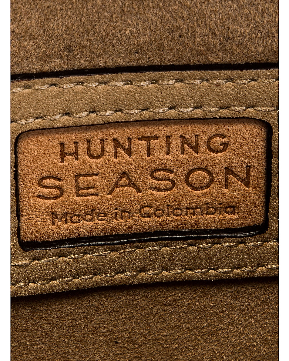 Image 7 of Hunting Season Saddle Bag in Oyster