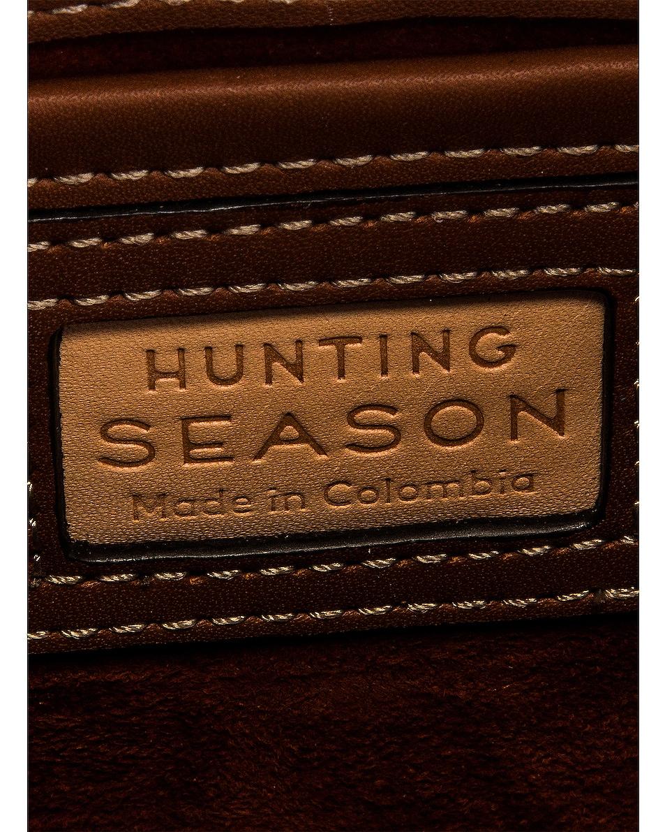 Image 7 of Hunting Season Small Top Handle Bag in Cognac