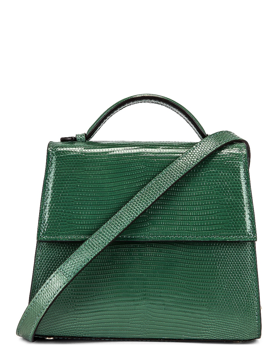 Image 1 of Hunting Season Small Top Handle Bag in Cypress