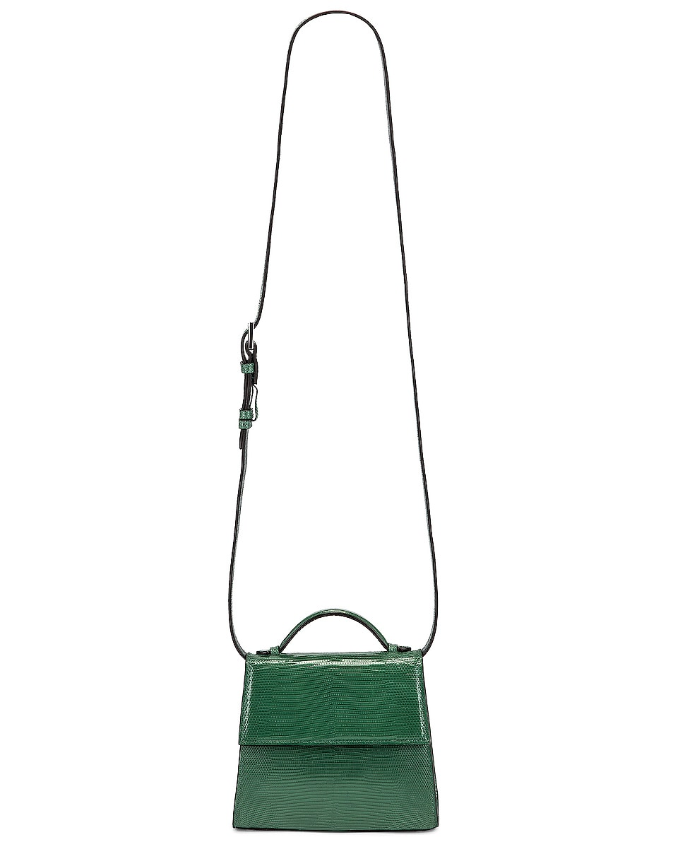 Image 6 of Hunting Season Small Top Handle Bag in Cypress