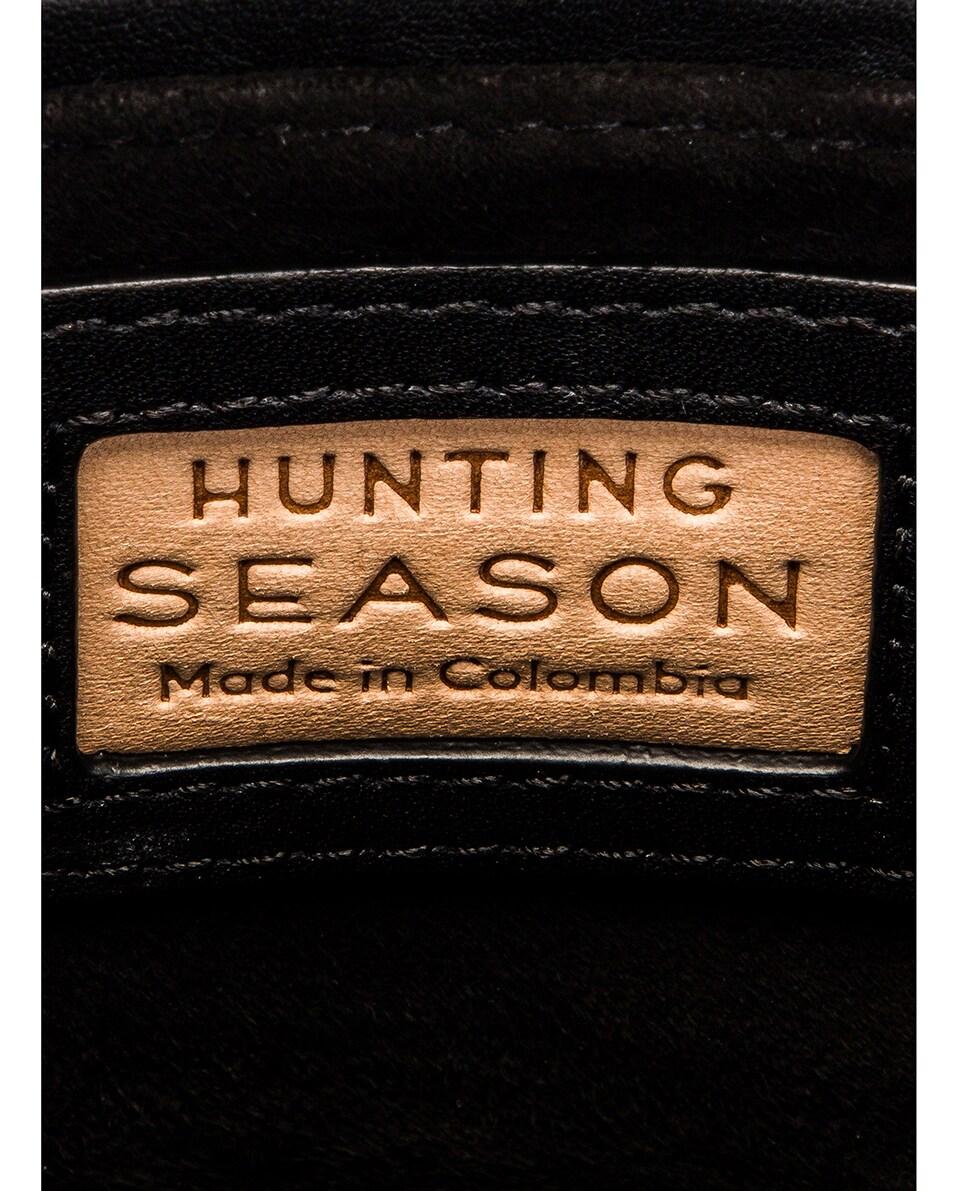 Image 7 of Hunting Season Mini Trunk Bag in Leopard
