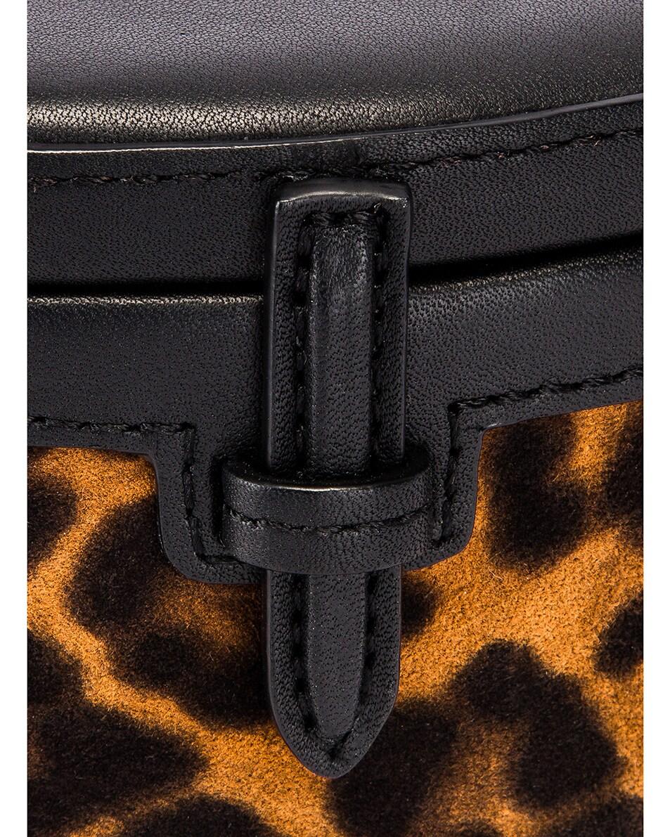 Image 8 of Hunting Season Mini Trunk Bag in Leopard