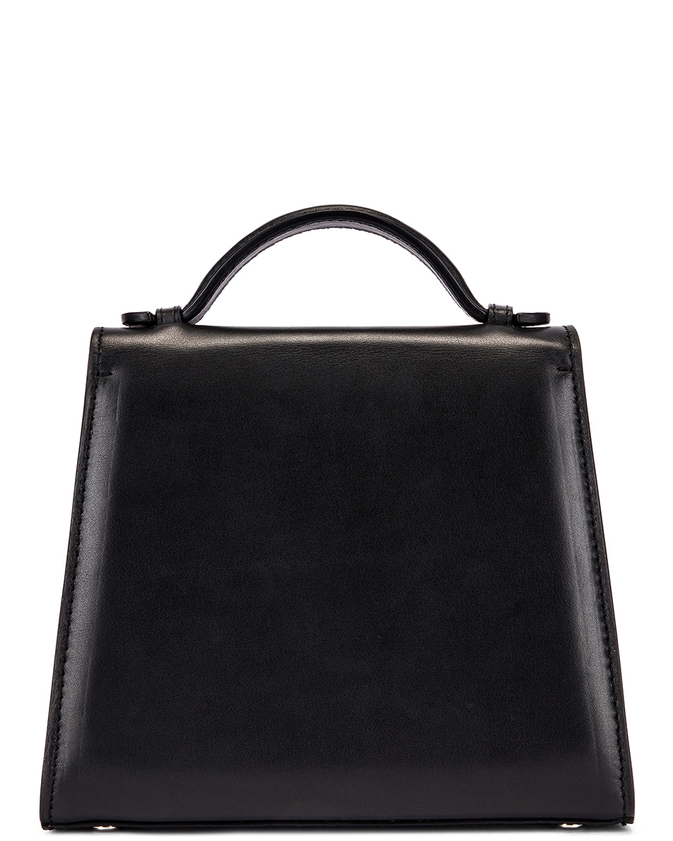 Image 3 of Hunting Season Small Top Handle Bag in Black